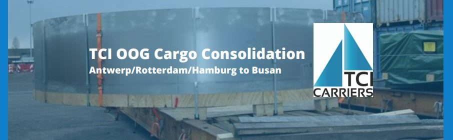 TCI OOG Cargo Consolidation