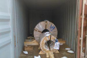 TCI OOG Cargo coils