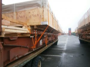 TCI OOG Cargo crates