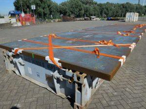 TCI OOG Cargo plates