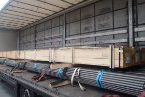 TCI OOG Cargo tubes